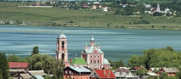 Путешествие по местам силы. Переславль-Залесский.
